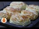 Домашние Слоеные Булочки Простой Рецепт ✧ Easy Homemade Layered Buns (English Subtitles)