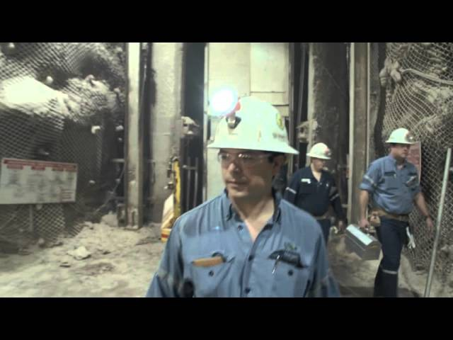 How Potash is Mined An Underground Tour with PotashCorp