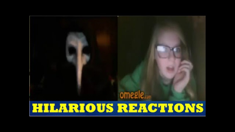 Omegle Pranks - Scaring People by Naming Where They Live 41