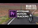 Auto Manual Motion Tracking an Object with Premiere Pro