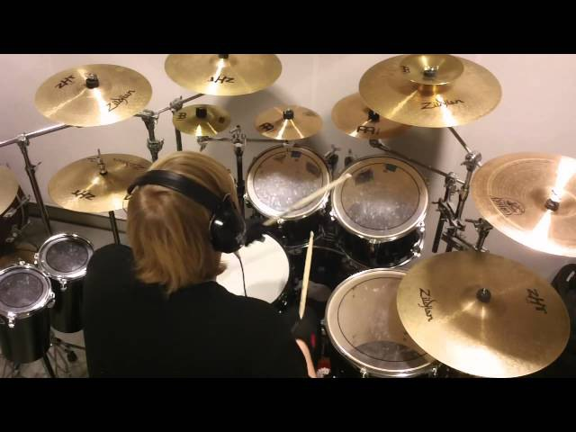 Imaginations From The Other Side - Blind Guardian - Drum Cover (RE-Record)