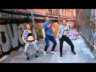 Vybz Kartel - Blackberry Dancehall Choreography by Alexander Nikiforov
