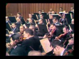 Bach-Stokowski 'Little Fugue'BWV 578 - Bernstein introduces the Maestro