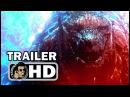 GODZILLA MONSTER PLANET TV Spot Trailer New Footage 2017 Toho Sci Fi Anime Netflix Movie HD
