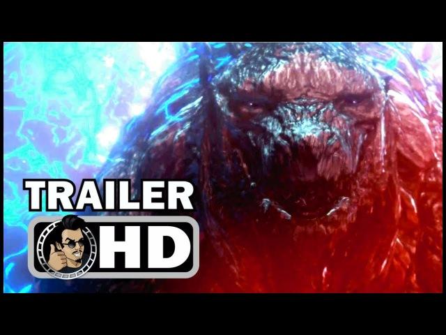 GODZILLA: MONSTER PLANET TV Spot Trailer - New Footage (2017) Toho Sci-Fi Anime Netflix Movie HD