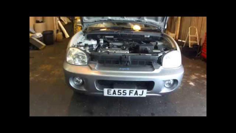 Авторазбор двигатель Hyundai Santa Fe 2005 2.4 МКПП