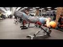 Обратная гиперэкстензия - развитие мышечного корсета - упражнение для позвоночн