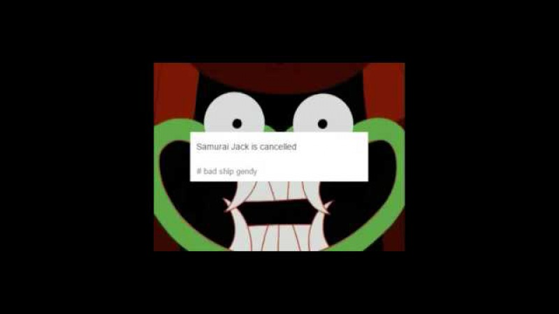 Tumblr whining about Jack X Ashi being canon compilation