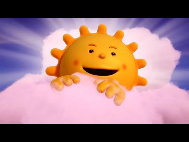 Облачата – Все серии про Солнышко ☀ – Развивающие мультики для маленьких- сбо...