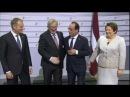 Глава Еврокомиссии Юнкер пришел пьяным на саммит в Женеве