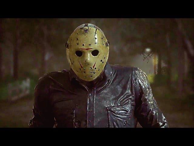 FRIDAY THE 13TH GAME - Release Date Trailer