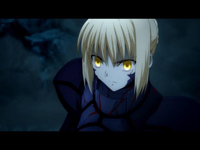 Трейлер фильма Fate Stay/night Heaven's Feel Opening (Судьба: Ночь схватки. Прикосновение небес)