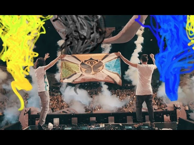 Dimitri Vegas Like Mike vs WW - Crowd Control (Official Music Video)