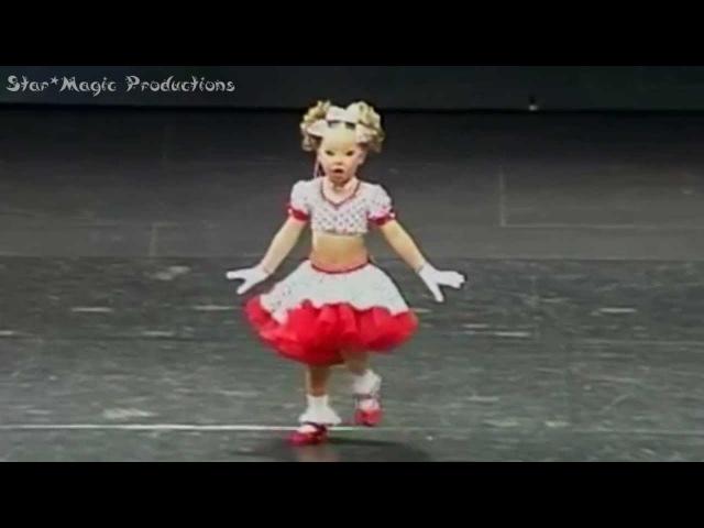 On The Good Ship Lollipop/ Sophia Lucia (4 years old)