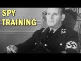 World War 2 Spy Training Film Undercover OSS Film ca. 1944
