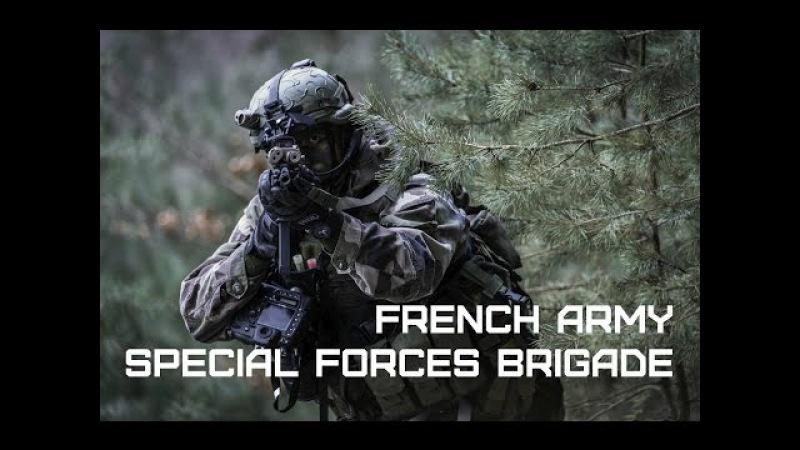 Brigade des forces spéciales terre • French Army Special Forces Brigade
