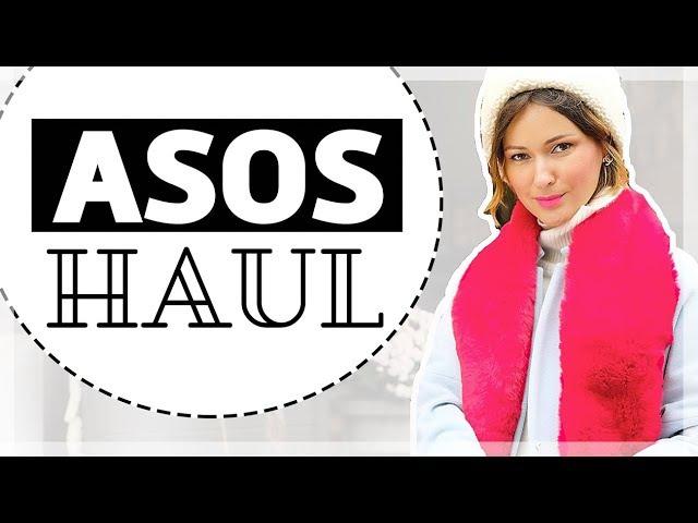 ASOS HAUL С ПРИМЕРКОЙ И ГОТОВЫМИ ОБРАЗАМИ Что я купила на ASOS ЛУКБУК LOOKBOOK
