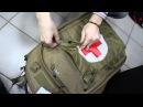 Тактический аптечный рюкзак TT «First Responder 2» (40 л.)