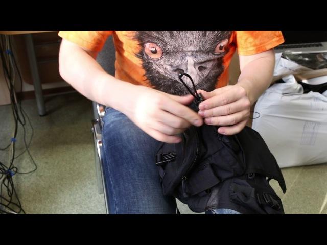 Плечевая сумка Kiwidition «Kea» (4.5 л)
