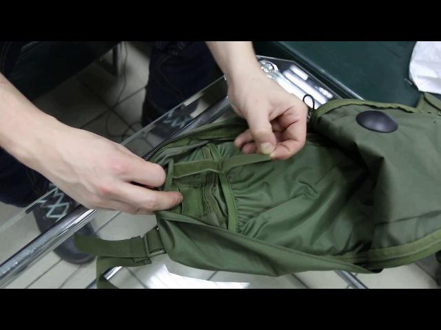 Съёмный 2в1 карман-подсумок и рюкзак-гидратор Splav «Ridge» (5 л)