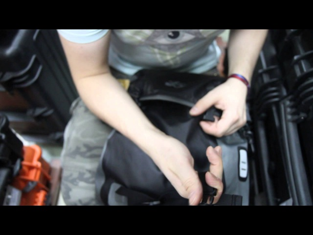 Велосумка герметичная Splav «Torgos»