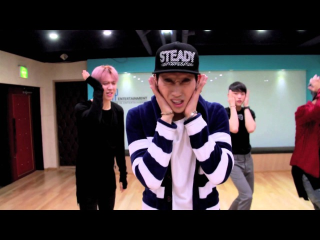 GOT7 Stop stop it(하지하지마) Dance Practice 2 (Crazy Boyfriend Ver.)