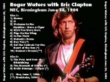 Roger Waters - The Gunner's Dream (Rare Live with Eric Clapton)