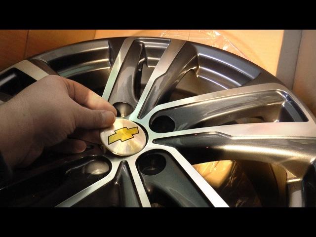 Новые диски на Chevrolet Aveo T300. Переобуваюсь! Bennet Live!
