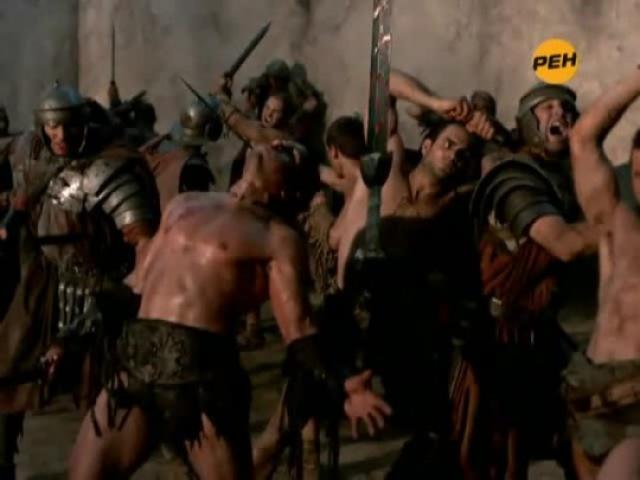 Видео к сериалу «Спартак: Кровь и песок»