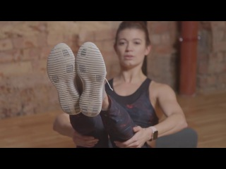 Sweaty Betty - Total Body HIIT Workout | Интервальная тренировка с весом собственного тела