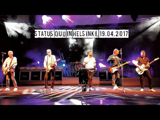 Status Quo*2017/ In Tallinn Helsinki (mix) | Evque