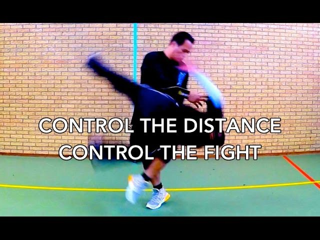 Silat Suffian Bela Diri Control the Distance