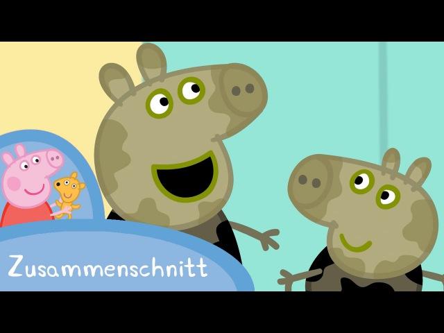 Peppa Pig Deutsch | Zusammenschnitt 1 (30 Minuten)