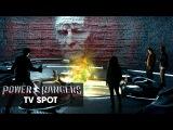 "Power Rangers (2017 Movie) Official TV Spot – ""Unleash"""