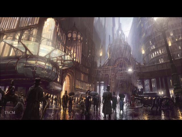 'Steampunk Victorian Era' Orchestral Music Compilation 2 Hour Epic Mix