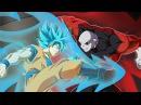 Dragon Ball Super ⍟ Goku vs. Jiren ⍟ AMV ⍟ Disturbed - Indestructible