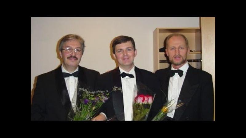 Wolfgang Amadeus Mozart Divertimento for String Trio A Bruni S Dubov A Gottgelf