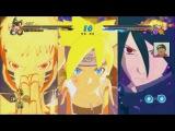 NEW TEAM ULTIMATE JUTSU! Hokage Naruto-Sasuke, Naruto Jacket Boruto  NARUTO Storm 4 Road to Boruto