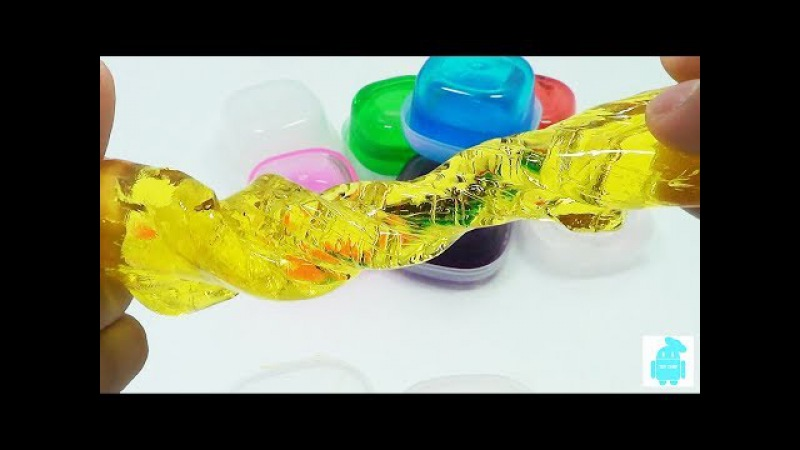 How to make a Jelly monster toys 젤리 果冻 желе jalea gelée जेली ゼリー Gelee geléia 玩具 игрушки トイズ