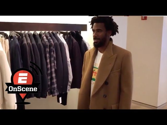 Go behind the scenes with Grizzlies' Mike Conley Jr. and his stylist | OnScene | ESPN