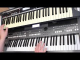 Electric Avenue Eddy Grant Yamaha PSR s670 Korg x50 Style Demonstration Cover