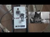 MAK Crazy Sound Technology - Exorcist Demo (Noise Reduction Pedal)