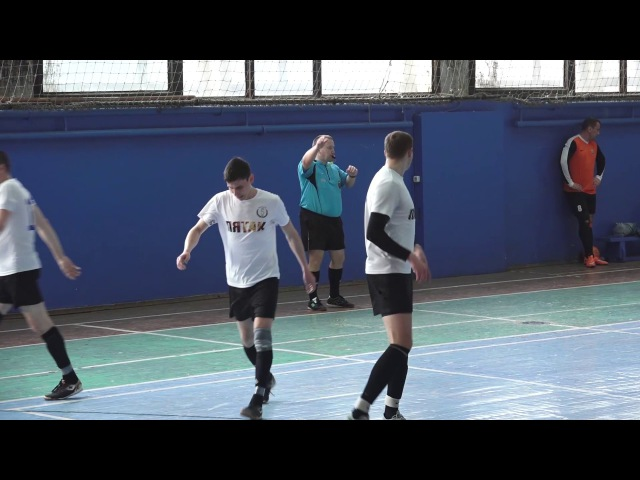 Первенство Зауралья 2016 - 2017 Радуга - Пятак 1:5 (08.04.2017)