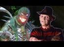 Injustice 2: Freddy Krueger Scarecrow Easter Egg!