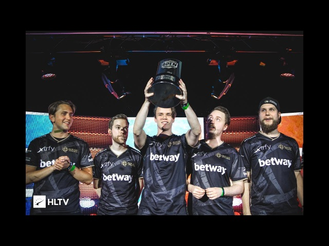 DreamHack Valencia 2017 NiP are the champions! CS GO Ninjas in Pyjamas CyberWins