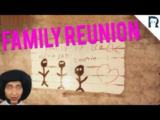 Family is back together - Lirik Stream Highlights 12