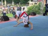 Оксана Афанасьева - Фестиваль боевых искусств на ВВЦ