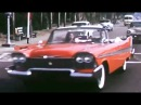 """1958 Plymouth Belvedere: """"Driving Tips"""" (Series One) ~ 1958 Sid Davis; """"Christine"""" Car"""