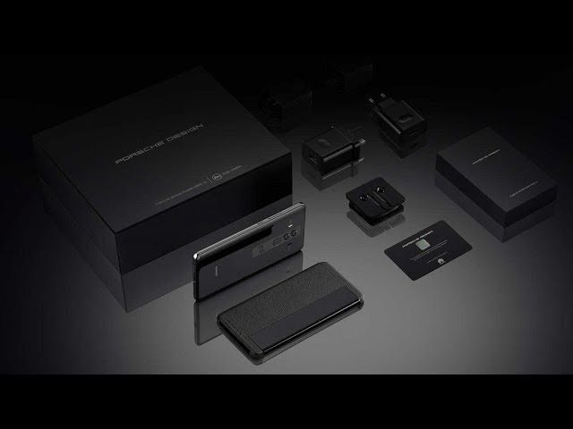Презентация очередных УБИЙЦ Iphone X - Huawei Mate 10, Mate 10 Pro и Mate 10 Porsche Design