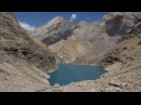 Таджикистан. Фанские горы: долина реки Зиндон и озеро Большое Алло